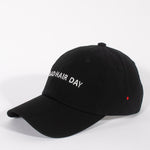 Bad Hair Day strapback cap