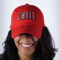and Chill strapback cap