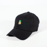 Pineapple Express strapback cap, black