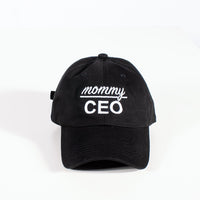 Mommy CEO strapback cap