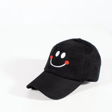 Happy Go Lucky strapback cap