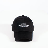 Family Over Everything strapback cap