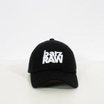 Logo dad cap, black
