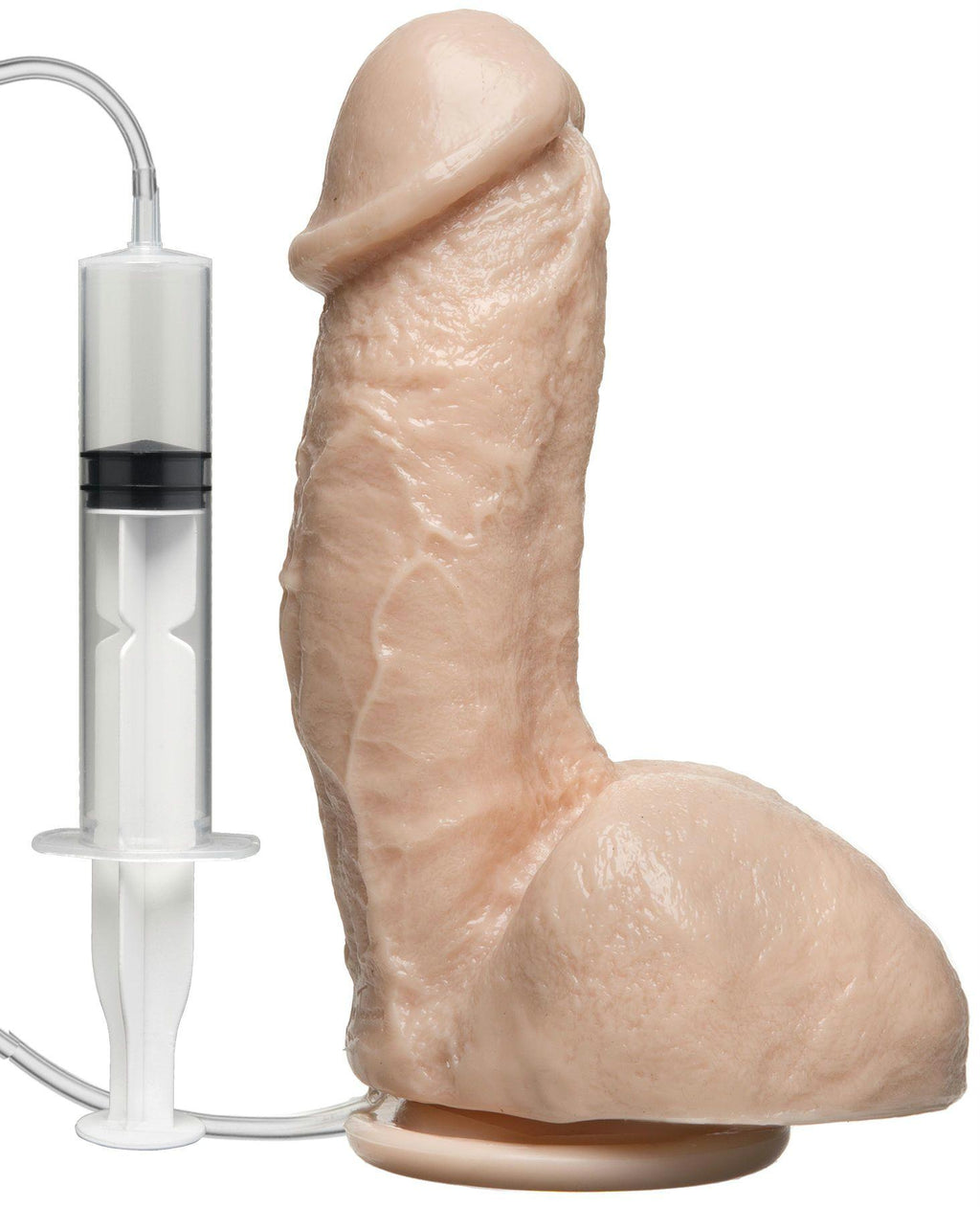 The Realistic Squirt Cock