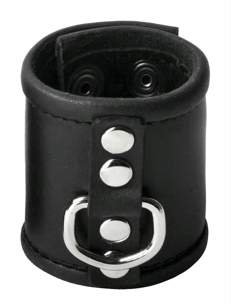 Leather Ball Stretcher with D-Ring