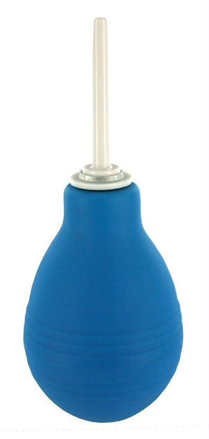 CleanStream Enema Bulb Blue