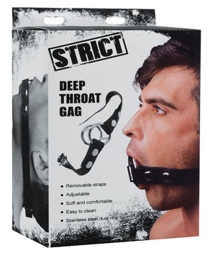 The Deep Throat Gag