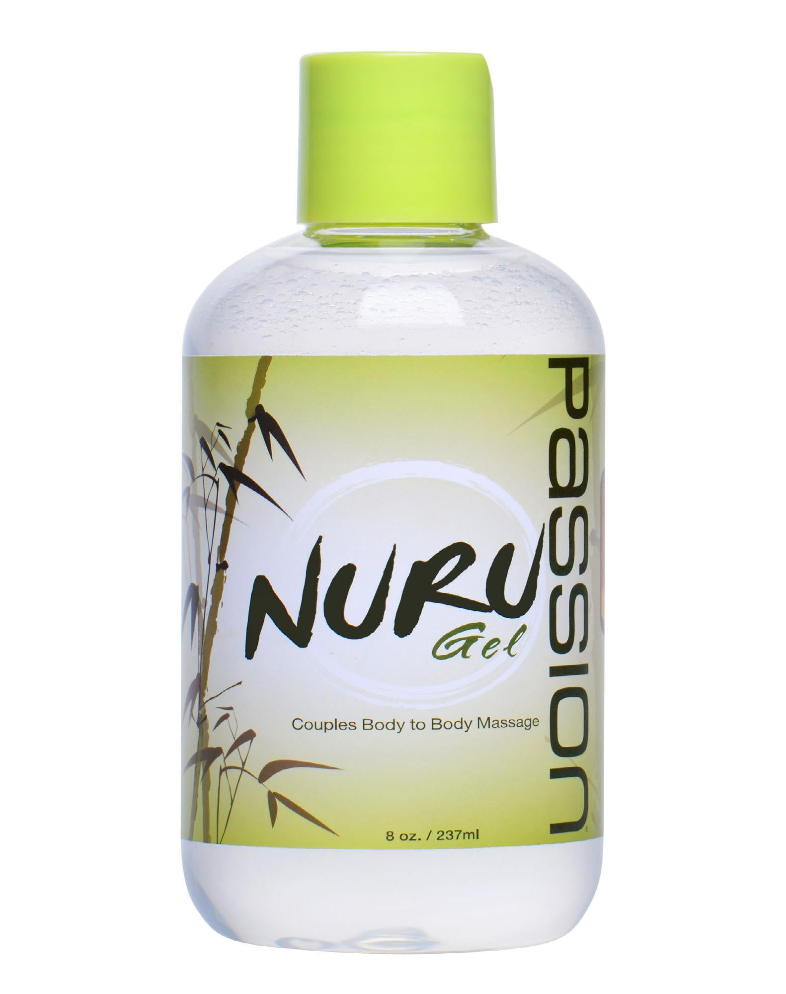 Nuru Couples Body to Body Gel Complete Massage Kit