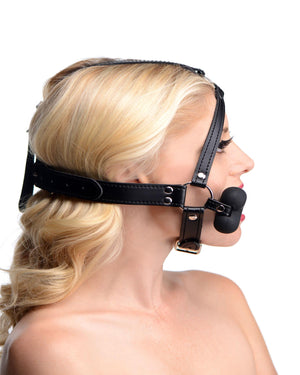 Hound Bone Gag Head Harness