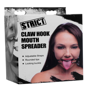 Claw Hook Mouth Spreader