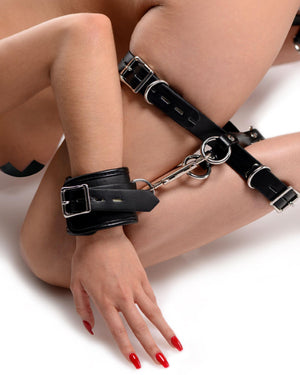 Kneel Before Me Bondage Kit