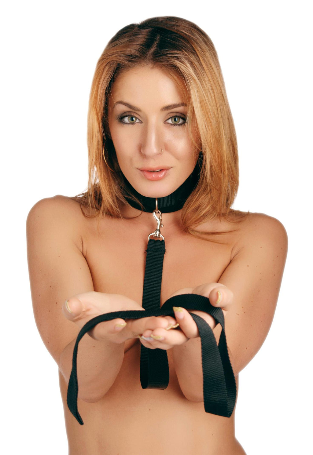 Frisky 46 Inch Leash and Collar Set