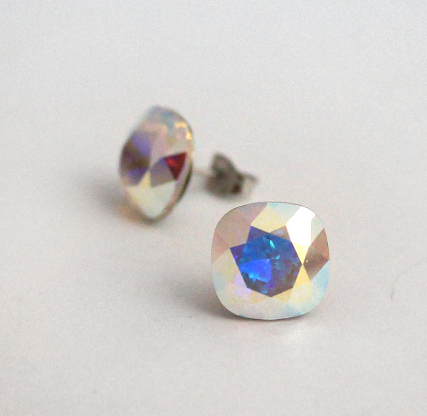 #CS19- Ab Crystal Studs