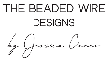 The Beaded Wire   by Jessica Gomes