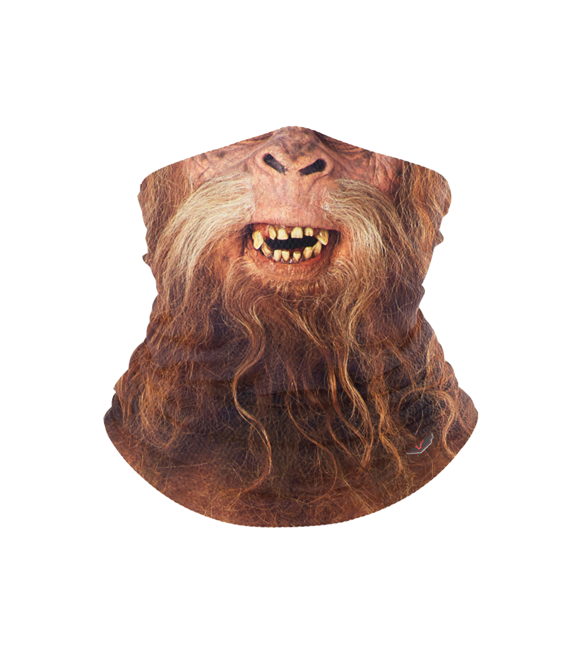 Sasquatch Face Shield