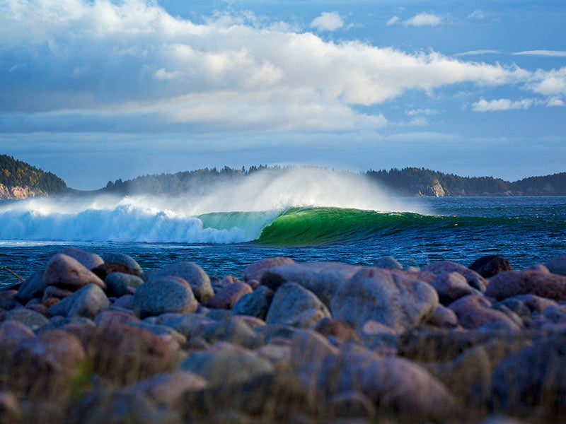 Canadian Surf Waves