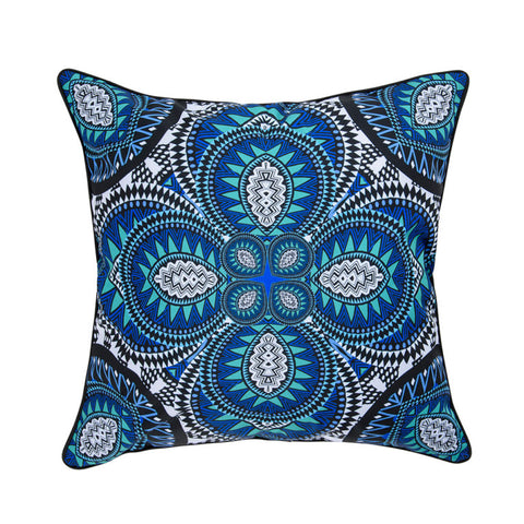 Basil Bangs Outdoor Cushion – 1964 by Amelia Graham