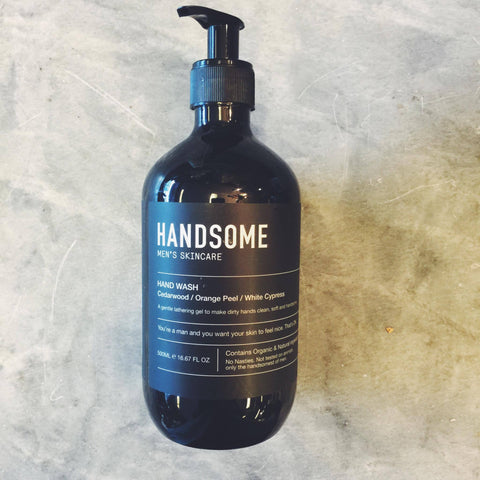 Handsome Hand Wash