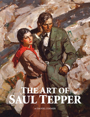 The Art of Saul Tepper - Standard Edition