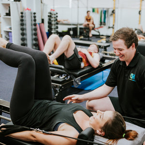 Clinical Group Physiotherapy (previously known as Clinical Pilates) - Optimal Health Lab
