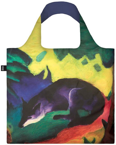 MUSEUM Collection<br>Franz Marc <br>Blue Fox <br>© Von der Heydt Museum Wuppertal<br>FM.BF