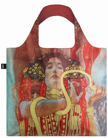 MUSEUM  Collection<br>Klimt <br>Hygieia,1900-07<br>by ©Burnt 1945 Castle Immendorf<br>GK.HY