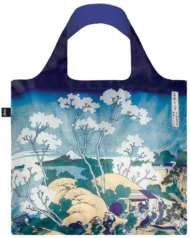 MUSEUM Collection<br>Hokusai <br>Fuji from Gotenyama <br>© Tokyo Fuji Art Museum<br>HO.FU