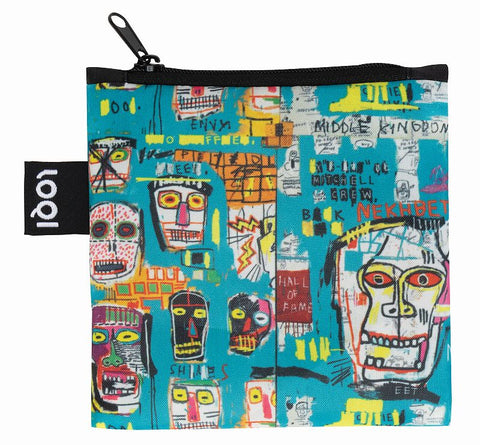 MUSEUM  Collection<br>Jean-Michel Basquiat <br>Mitchell Crew,1983(Skull)<br>©Jean-Michel Basquiat Foundation Licensed by Artestar,New York<br>JB.SK