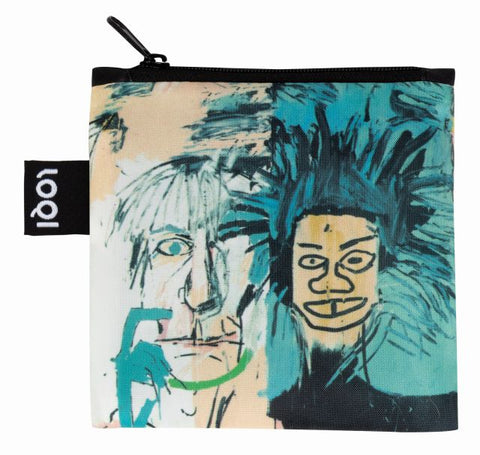 MUSEUM  Collection<br>Jean-Michel Basquiat <br>Dos Cabezas,1982(Warhol)<br>©Jean-Michel Basquiat Foundation Licensed by Artestar,New York<br>JB.WA