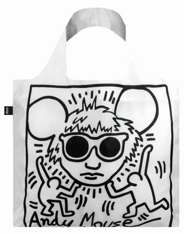 MUSEUM  Collection<br>Keith Haring <br>Untitled(Andy Mouse)<br>© Keith Haring Foundation Lisenced by Aretestar,New York<br>KH.AM