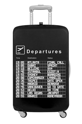ARTISTS Collection<br>Luggage Cover<br>Airport/Arrivals