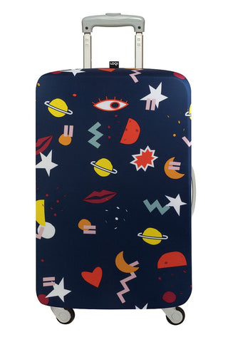 ARTISTS Collection<br>Luggage Cover<br>Celeste Wallaert/Night Night