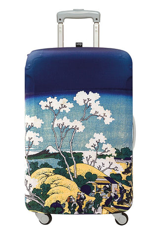 MUSEUM Collection<br>Luggage Cover<br>Housai/Mt.Fuji from Gotenyama,1830-32