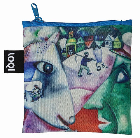 MUSEUM  Collection<br>Chagall <br>I and the Village,1911<br>by ©Museum of Modern Art NewYork ©VG Bild-Kunst2018<br>MC.MV
