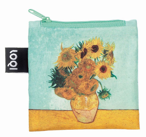MUSEUM  Collection<br>Van Gogh <br>Vase with Sunflowers,1888<br>by ©Neue Pinakothek Munich<br>VG.SU