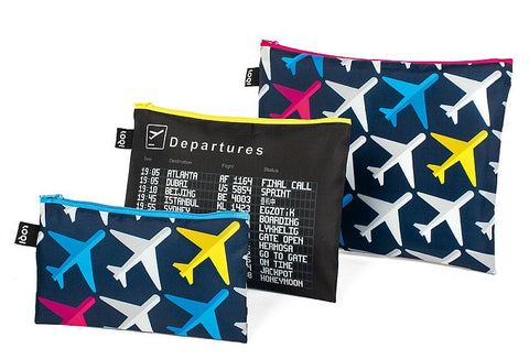 ARTISTS Collection<br>Zip Pockets<br>Airport/Airplane Arrivals<br>ZP.AI