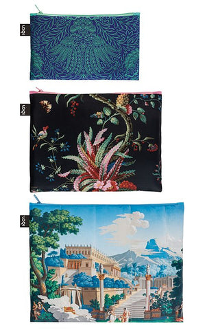MUSEUM Collection<br>Zip Pockets<br>MAD Japanese,Arabesque,Landscape<br>© MAD Museum of Decorative Arts, Paris.<br>ZP.MU.MA1