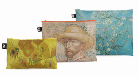 MUSEUM Collection<br>Zip Pockets<br>Van Gogh<br>©Van Gogh Museum<br>ZP.MU.VM