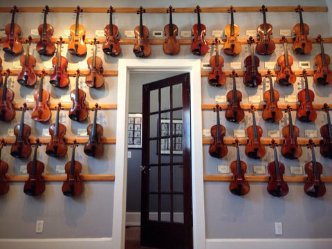 8 Trusted Violin Shops in Tennessee - Oviolin