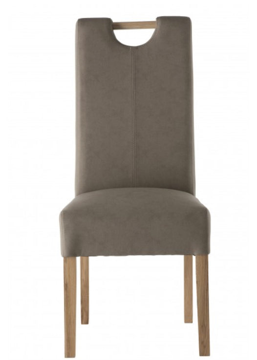 Kensington dining chair in taupe