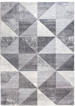 Impulse Triad Grey Rug