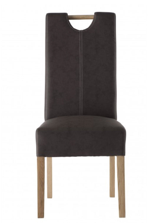 Kensington dining chair in chocolate