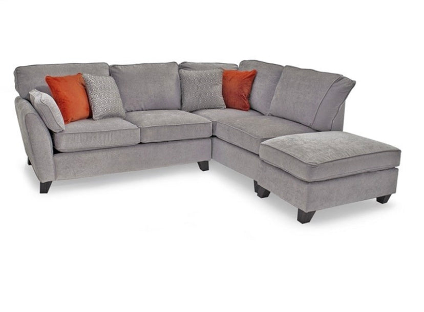 Cantrell corner group in silver