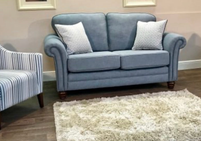 Royal fabric 2 seater