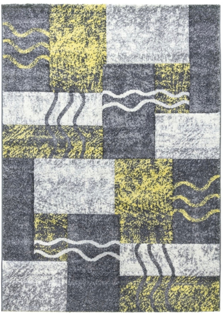 Primo Rug in Yellow