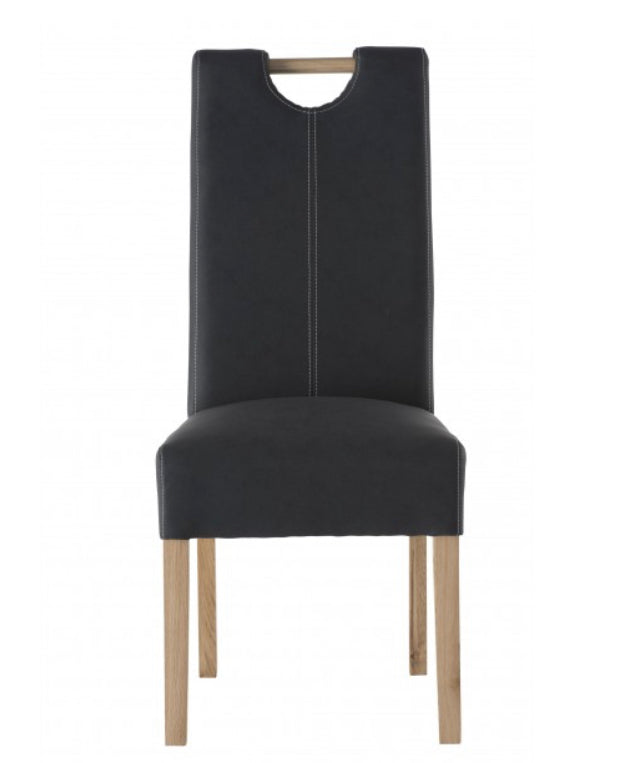 Kensington dining chair in Anthracite
