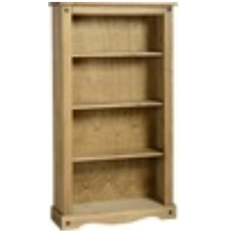 Corona Mexican medium bookcase