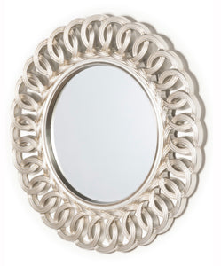 Reflections loop round mirror