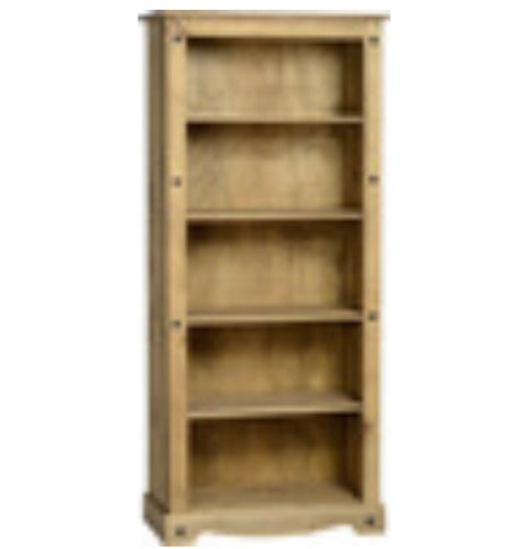 Corona Mexican Tall bookcase