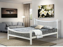 Load image into Gallery viewer, Jordan bed in white